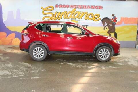 2017 Nissan Rogue for sale at Sundance Chevrolet in Grand Ledge MI