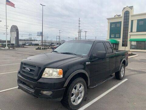 2004 Ford F-150 for sale at Aman Auto Mart in Murfreesboro TN