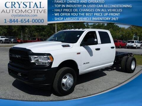 2020 RAM Ram Chassis 3500 for sale at Crystal Commercial Sales in Homosassa FL