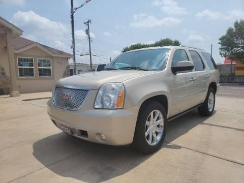 2011 GMC Yukon for sale at Texas Premiere Autos in Amarillo TX
