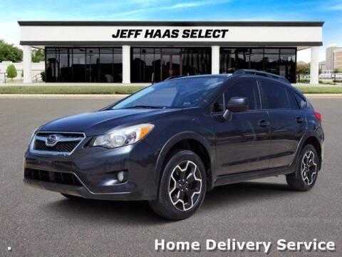 2014 Subaru XV Crosstrek for sale at JEFF HAAS MAZDA in Houston TX