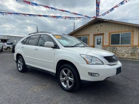 2009 Lexus RX 350 for sale at The Trading Post in San Marcos TX