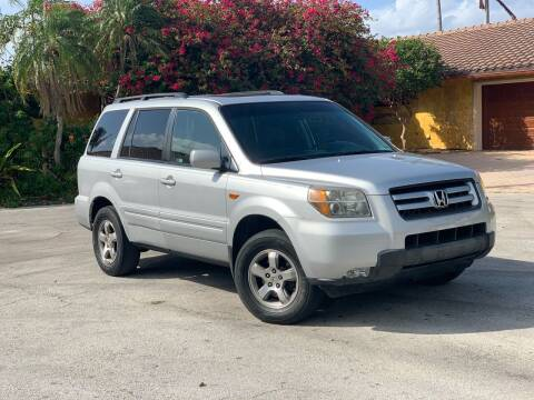 2008 Honda Pilot for sale at Citywide Auto Group LLC in Pompano Beach FL