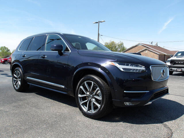 2017 Volvo XC90 for sale at TAPP MOTORS INC in Owensboro KY