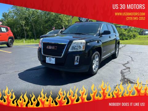 2013 GMC Terrain for sale at US 30 Motors in Merrillville IN