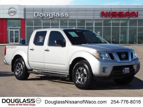 2017 Nissan Frontier for sale at Douglass Automotive Group in Central Texas TX