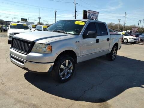 2008 Ford F-150 for sale at Taylor Trading Co in Beaumont TX