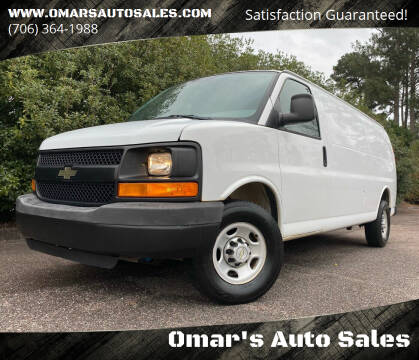 2011 Chevrolet Express Cargo for sale at Omar's Auto Sales in Martinez GA