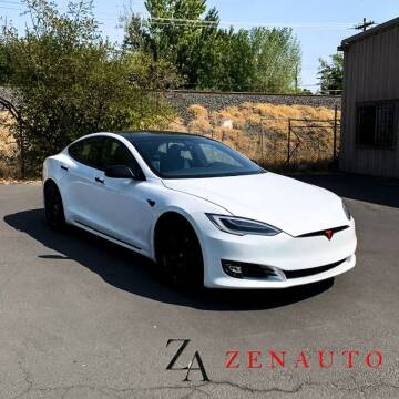 2021 Tesla Model S for sale at Zen Auto Sales in Sacramento CA