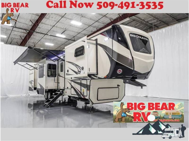2021 Big Country 3895 FK * for sale at Warner Auto Center in Kennewick WA