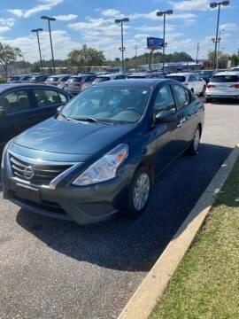 2016 Nissan Versa for sale at JOE BULLARD USED CARS in Mobile AL