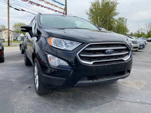 2019 Ford EcoSport for sale at Auto Exchange in The Plains OH
