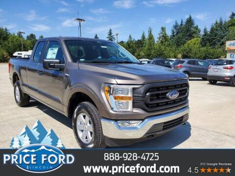 2021 Ford F-150 for sale at Price Ford Lincoln in Port Angeles WA