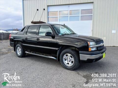 2006 Chevrolet Avalanche for sale at Danhof Motors in Manhattan MT