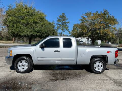 2013 Chevrolet Silverado 1500 for sale at Auddie Brown Auto Sales in Kingstree SC