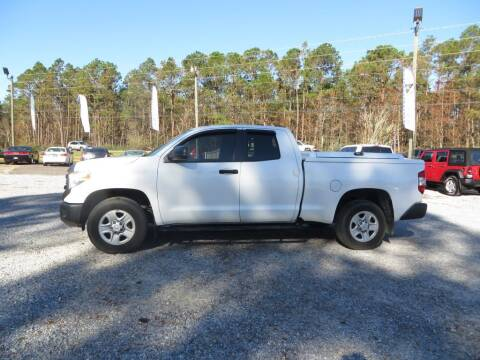 2015 Toyota Tundra for sale at Ward's Motorsports in Pensacola FL
