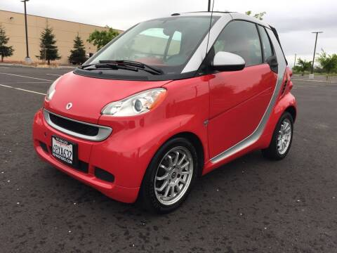 2011 Smart fortwo for sale at 707 Motors in Fairfield CA