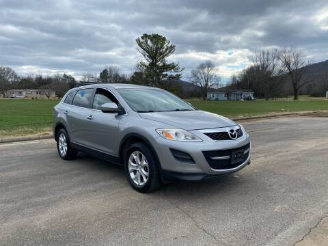 2011 Mazda CX-9 for sale at Tennessee Valley Wholesale Autos LLC in Huntsville AL