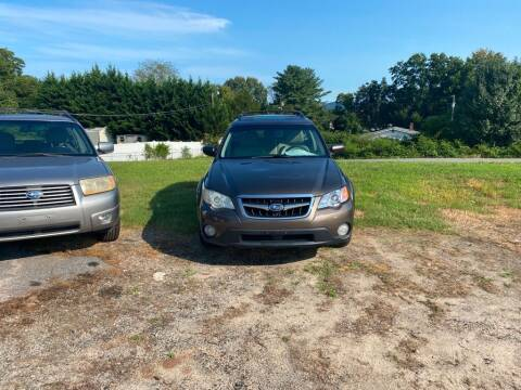 2008 Subaru Outback for sale at S & H AUTO LLC in Granite Falls NC