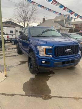 2018 Ford F-150 for sale at Armando's Auto in Fort Lupton CO