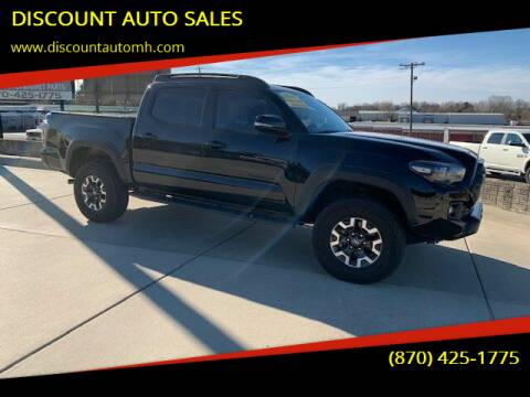 2017 Toyota Tacoma for sale at DISCOUNT AUTO SALES in Mountain Home AR