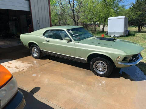 1970 Ford Mustang for sale at BUZZZ MOTORS in Moore OK