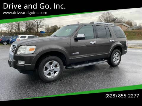 2006 Ford Explorer for sale at Drive and Go, Inc. in Hickory NC