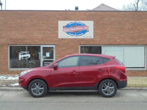 2014 Hyundai Tucson for sale at Eyler Auto Center Inc. in Rushville IL