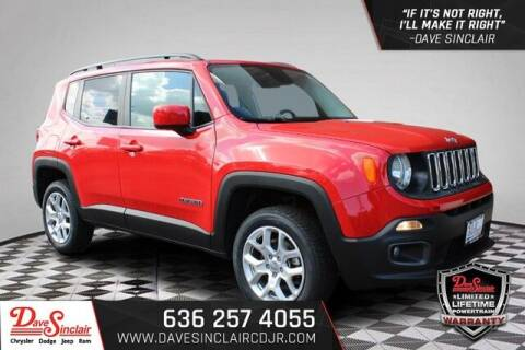 2016 Jeep Renegade for sale at Dave Sinclair Chrysler Dodge Jeep Ram in Pacific MO