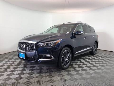 2017 Infiniti QX60 for sale at BMW of Schererville in Shererville IN