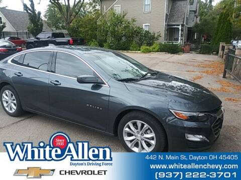 2019 Chevrolet Malibu for sale at WHITE-ALLEN CHEVROLET in Dayton OH