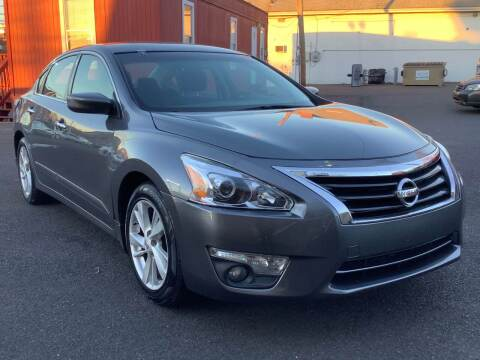 2015 Nissan Altima for sale at Active Auto Sales in Hatboro PA