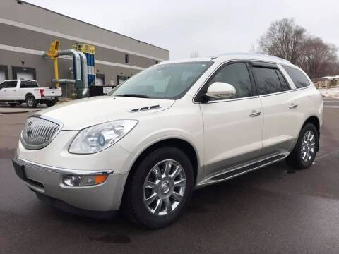 2011 Buick Enclave for sale at Angies Auto Sales LLC in Newport MN