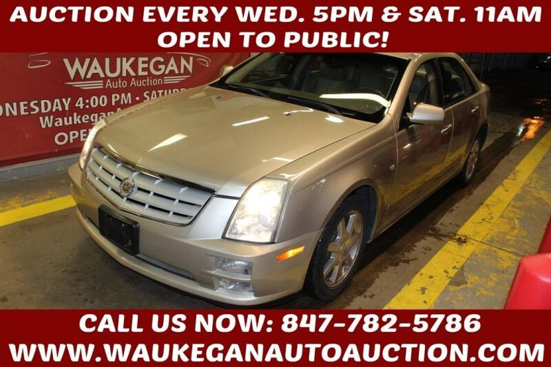 2006 Cadillac STS for sale at Waukegan Auto Auction in Waukegan IL