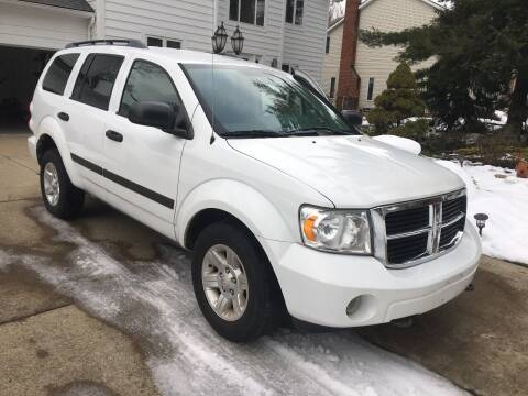 2009 Dodge Durango for sale at Payless Auto Sales LLC in Cleveland OH