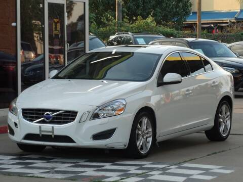 2013 Volvo S60 for sale at Drive Town in Houston TX