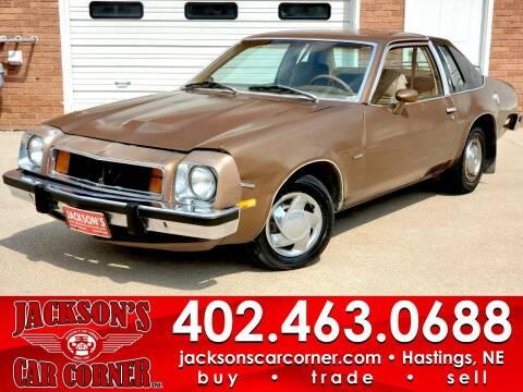 1980 Chevrolet Monza for sale at Jacksons Car Corner Inc in Hastings NE