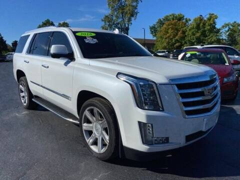2016 Cadillac Escalade for sale at Newcombs Auto Sales in Auburn Hills MI