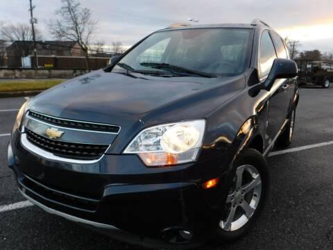 2014 Chevrolet Captiva Sport for sale at AMERICAR INC in Laurel MD