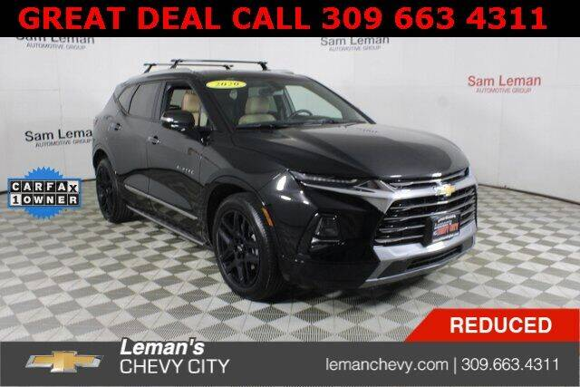 2020 Chevrolet Blazer for sale in Bloomington, IL