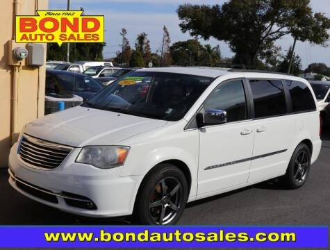 2012 Chrysler Town and Country for sale at Bond Auto Sales in St Petersburg FL