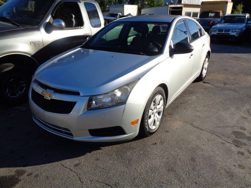 2014 Chevrolet Cruze for sale at Wheels and Deals 2 in Atlanta GA