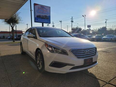2017 Hyundai Sonata for sale at Magic Auto Sales in Dallas TX