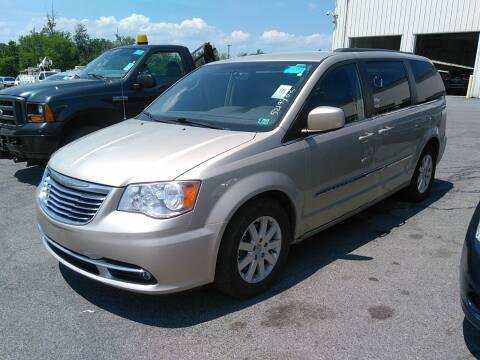 2013 Chrysler Town and Country for sale at MOUNT EDEN MOTORS INC in Bronx NY