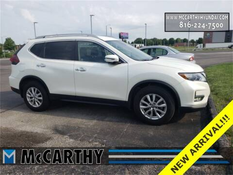 2019 Nissan Rogue for sale at Mr. KC Cars - McCarthy Hyundai in Blue Springs MO
