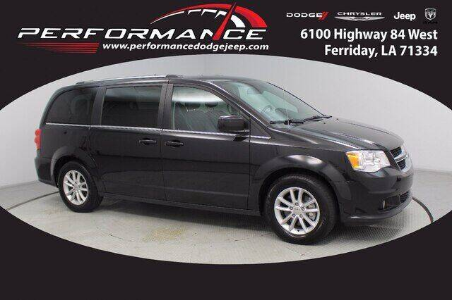 2019 Dodge Grand Caravan for sale at Performance Dodge Chrysler Jeep in Ferriday LA