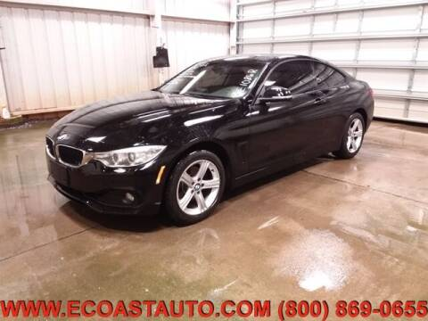 2014 BMW 4 Series for sale at East Coast Auto Source Inc. in Bedford VA