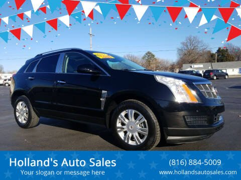 2011 Cadillac SRX for sale at Holland's Auto Sales in Harrisonville MO