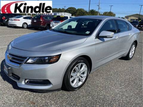 2018 Chevrolet Impala for sale at Kindle Auto Plaza in Cape May Court House NJ