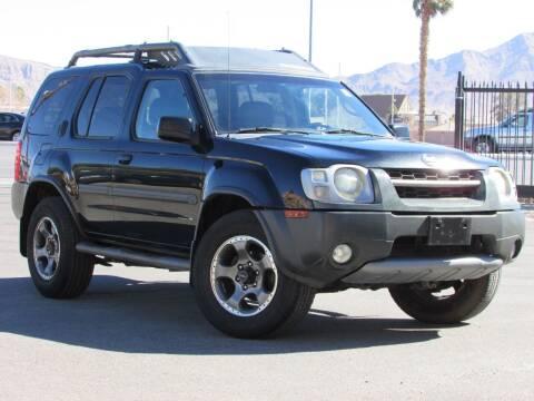 2004 Nissan Xterra for sale at Best Auto Buy in Las Vegas NV
